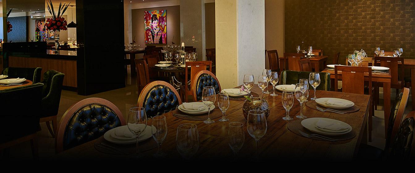 Restaurante Villa Alfa - Alta Gastronomia e Requinte em um só Lugar