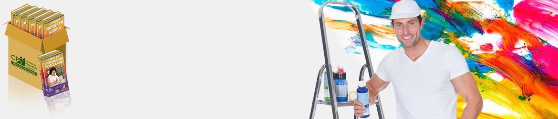Adquira os 9 Cursos na Área Pinturas Especiais