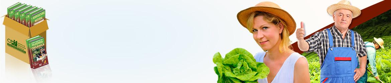 Adquira os 10 Cursos na Área Agricultura Orgânica