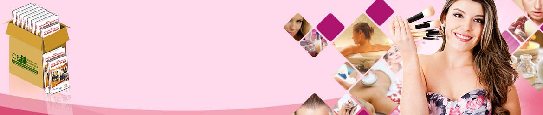 Adquira os 11 Cursos na Área Salão de Beleza