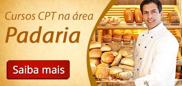 Conheça os Cursos CPT a distância na área Padaria