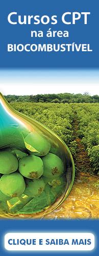 Conheça os Cursos CPT na área Biocombustíveis. Clique aqui.
