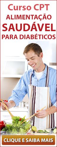 Curso CPT Alimentação Saudável Para Diabéticos. Clique aqui e conheça!