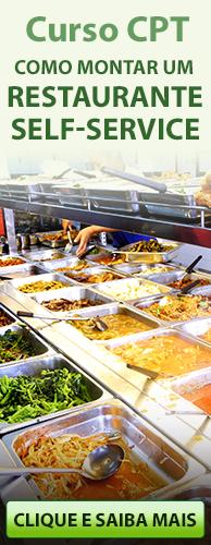 Curso CPT Como Montar um Restaurante Self-Service. Clique aqui e conheça!