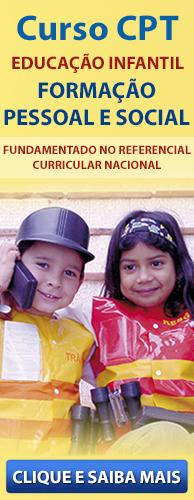 Curso CPT Educação Infantil Formação Pessoal e Social. Clique aqui e conheça!