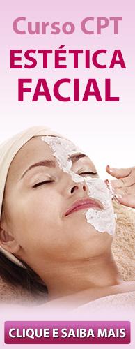 Curso CPT Estética Facial. Clique aqui e conheça!