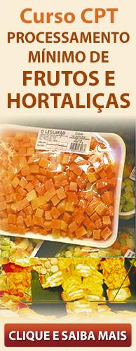 Curso CPT Processamento Mínimo de Frutos e Hortaliças. Clique aqui e conheça!