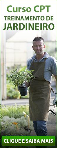 Curso CPT Treinamento de Jardineiro. Clique aqui e conheça!