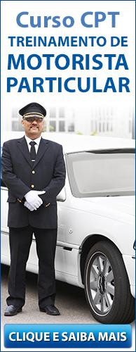 Curso CPT Treinamento de Motorista Particular. Clique aqui e conheça!