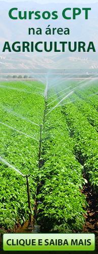 Conheça os Cursos CPT na área Agricultura. Clique aqui.