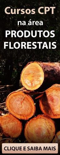 Conheça os Cursos CPT na área Produtos Florestais. Clique aqui.