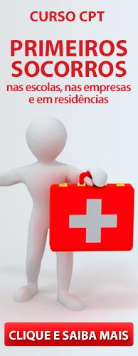 Curso CPT - Primeiros Socorros - nas Escolas, nas Empresas e em Residências. Clique aqui e conheça.