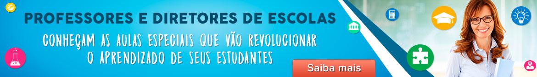 Conheça as aulas especiais que vão revolucionar o aprendizado de seus alunos.