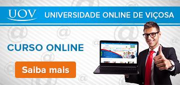 Universidade On-line de Viçosa: Cursos a Distância para Capacitação Profissional.
