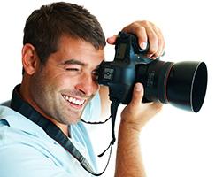 Curso Profissionalizante de Fotógrafo