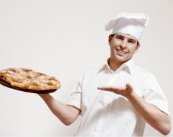 Curso Profissionalizante de Pizzaiolo