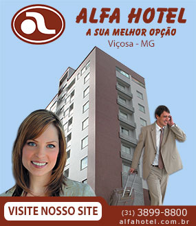 Alfa Hotel Viçosa - MG