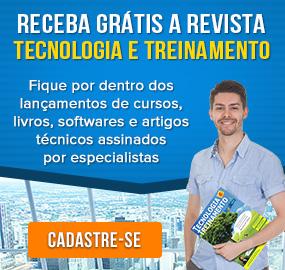 Clique aqui e receba grátis a Revista Tecnologia e Treinamento