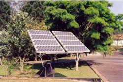 Energia Solar para o Meio Rural - Fornecimento de Eletricidade
