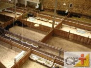 Instalações para criação de ovinos de corte
