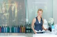 Salão de beleza - a imagem interna e externa do seu salão atrai clientela