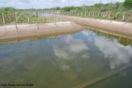 Como construir pequenas barragens de terra