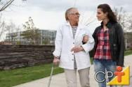 Muitos idosos também temem denunciar o agressor, não só por si, mas pelas outras pessoas da sua família.