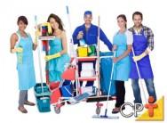 Empresas que contratam uma empresa especializada em serviços de limpeza reduzem em 20% o gasto com mão de obra e produtos utilizados.