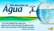 O problema da escassez de água no mundo