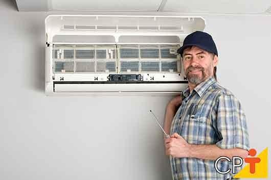 O objetivo do ar condicionado é garantir um ambiente adequado à execução de determinados processos em um ambiente