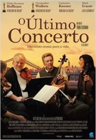 O filme O Último Concerto narra a história de um grupo de concertistas juntos há mais de duas décadas