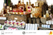 O mercado de cosm�ticos org�nicos e naturais
