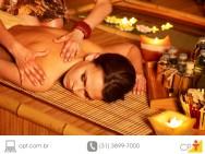Conheça os benefícios da massagem relaxante