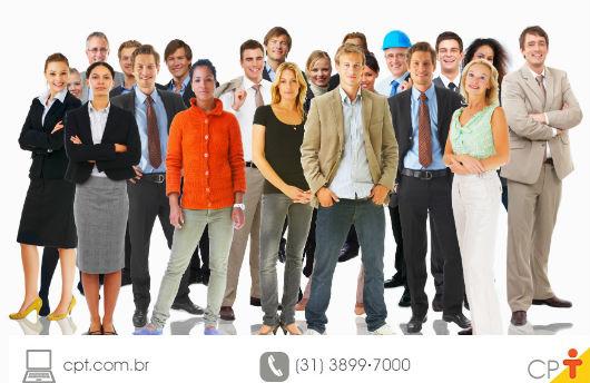 pessoas de profissões diversas filiadas em associativas