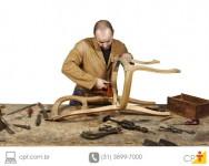 Marcenaria - uma atividade muito procurada e valorizada na construção civil