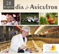 28 de agosto - dia do avicultor, dia de bons negócios!