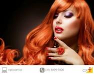 Ao pintar os cabelos, como acertar na cor?