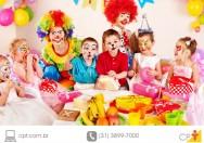 Festa infantil - fa�a voc� mesma, em casa, gastando pouco