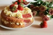 Naked cake - conhe�a os segredos do bolo pelado e arrase!