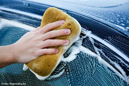 Shampoo para automóveis - aprenda a fazer