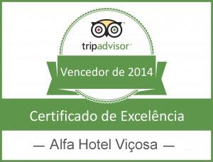 O hotel teve o melhor desempenho na categoria Hotelaria segundo as avaliações do maior site de viagens do mundo