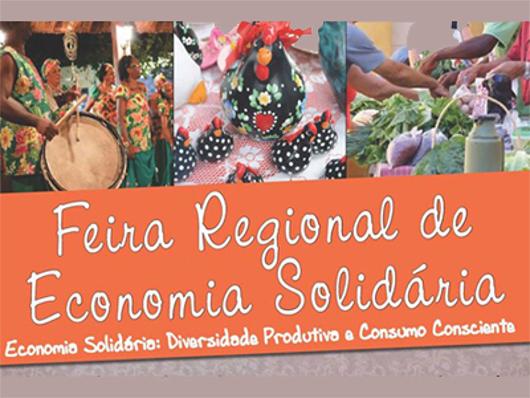 Feira Regional de Economia Solidária