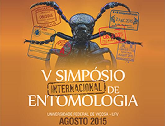 V Simpósio Internacional de Entomologia