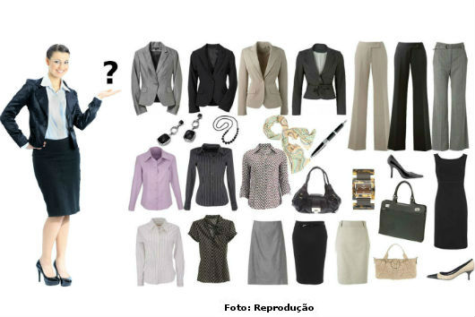 Você sabe se vestir para o trabalho?