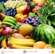 Você sabe escolher frutas corretamente?
