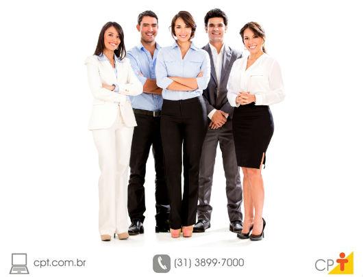 Você tem postura profissional?