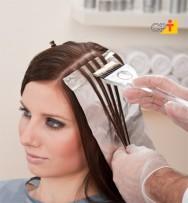 Como fazer o teste de mecha nos cabelos?
