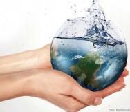 �gua - valioso recurso que mant�m a vida no planeta