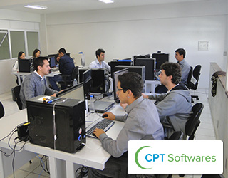 CPT Softwares - Empresa do Grupo CPT