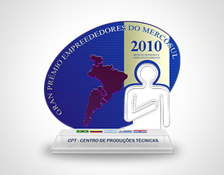 Gran Prêmio Empreendedores do Mercosul - 2010